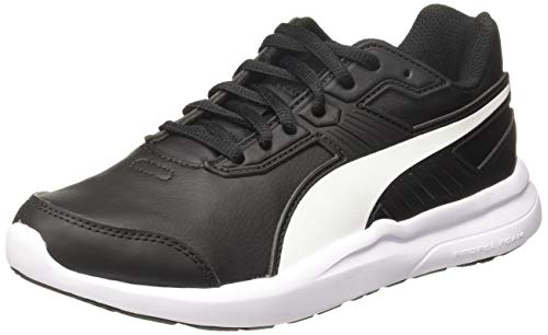 Puma Men's Escaper SL Black White Closed Shoe-8 UK/India (42 EU) (36442201)