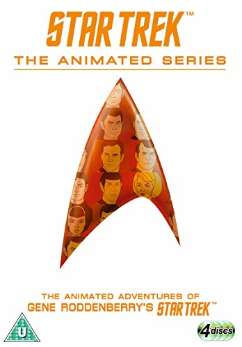 Star Trek: The Animated Series [4 DVDs] [UK Import]
