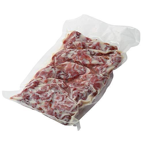 鴨肉 スモーク チップ 500g 鴨 燻製 冷凍 通販 合鴨 きりおとし 解凍 で食べられます