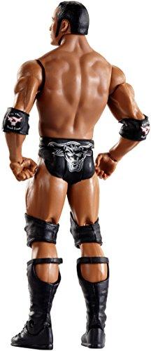 WWE SummerSlam Action The Rock Figure