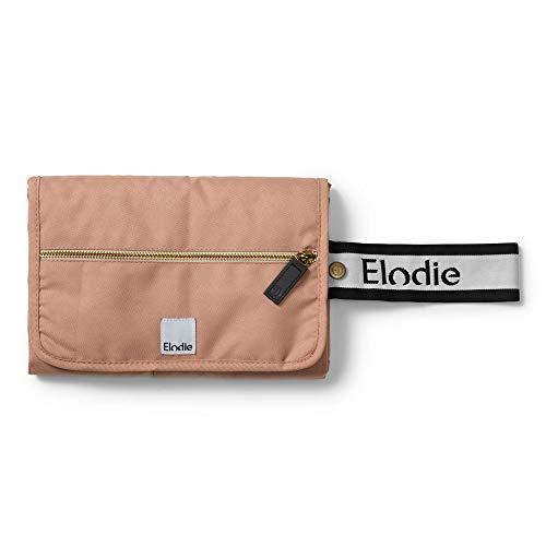 Elodie Details Fasciatoio Portatile Borsa Impermeabile (2 Spugne inclusive) - Faded Rose, Rosa