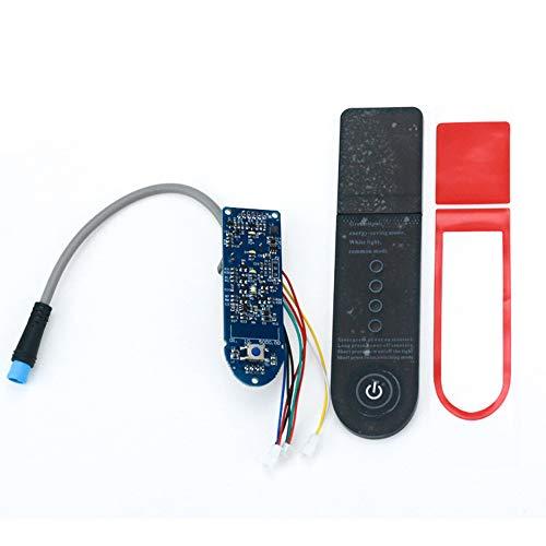 Linghuang Bluetooth Scooter Circuit Board per Xiaomi Mijia M365 Monopattino Elettrico Scheda Madre Kit Circuito - Parti di Ricambio Componenti per Scooter