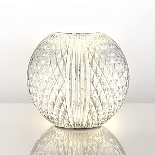 AGM Lámpara de Cristal , Lámpara de Mesa de Diamante | Luz...