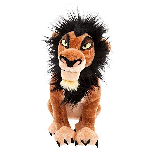 Disney Scar Plush – The Lion King – Medium – 14''