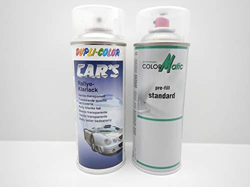 Pintura para coche 6821 verde zumo metálico en spray (2)