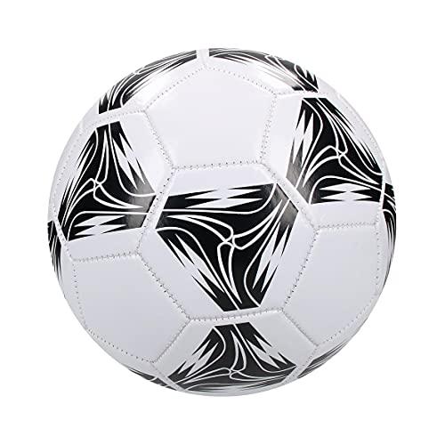 Golden Star - Balón de fútbol para interior y exterior, impermeable, tamaño 5
