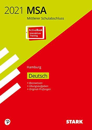 STARK Original-Prüfungen und Training MSA 2021 - Deutsch - Hamburg