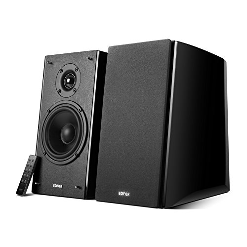 EDIFIER Studio R2000DB - Kit d'enceintes 2.0 Bluetooth (120 Watts)