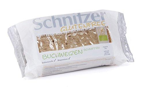 Schnitzer Kerniges Buchweizen-Brot, 250 g