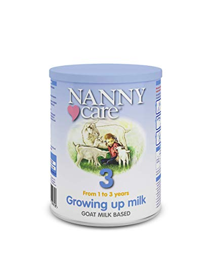 Chèvre Grandir 400g de lait