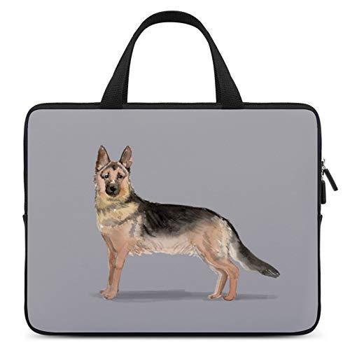 Universal Laptop Computer Tablet,Case,Cover for Apple/MacBook/HP/Acer/Asus/Dell/Lenovo/Samsung,Laptop Sleeve,Color for Dog German Shepherd Dog Kunming Wolfdog,10inch