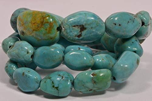 GEMS-WORLD Beads Gemstone Nevada Progressive Be Turquoise Sales of SALE items Louisville-Jefferson County Mall from new works Strand