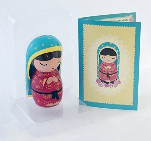 Our Lady of Guadalupe Collectible Vinyl Doll by Shining Light Dolls