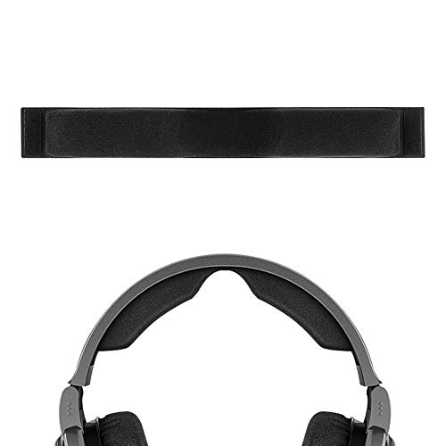 GEEKRIA Bandeau pour HD650, HD660 S, HD6XX Bandeau de Protection, Headphone Headband Coussins, Replacement Headband Pad
