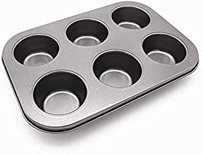 Generic Carbon Steel Muffin Yorkshire Pudding Mould Bakeware Cup Cake Baking Tray