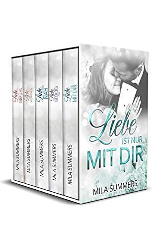Liebe ist ... 5 romantische Liebesromane in einem Sammelband