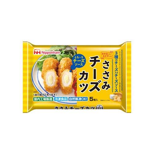日本ハム ささみチーズカツ 110g×15個 【冷凍食品】
