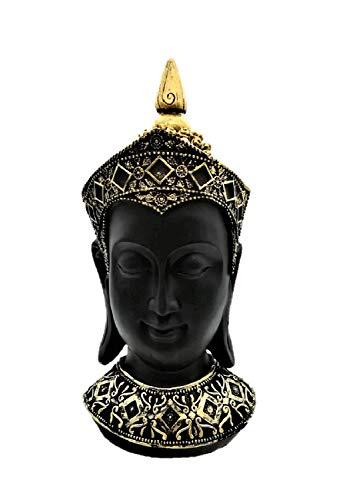 Geschenkestadl Buddha Kopf Spardose 33 cm Dekofigur