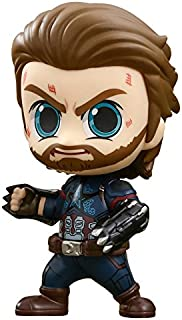 HOTTOYS COSBABY CAPTAIN AMERICA AVENGERS3 INFINITY WAR COSB429