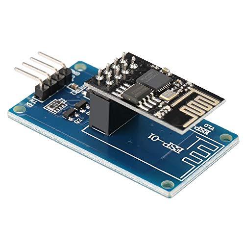 Módulo ESP8266 4.2 * 2.5cm Módulo inalámbrico Wi-Fi Protocolo LWIP Interno 4.5V...