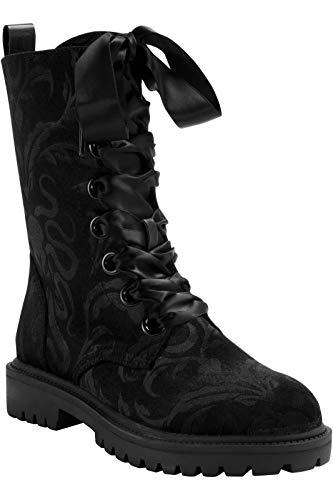 Killstar Combat Boots - Cthulhu (Numeric_42)