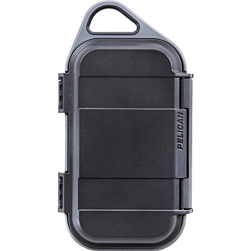 Pelican GOG4000000DGRY Go G40 Case  Waterproof Case Anthracite/Grey