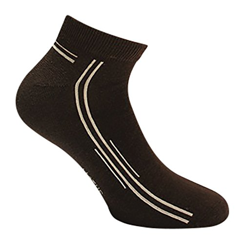Star Socks Germany 8 Paar Sneakersocken Sportsocken, Mehrfarbig, 39-42