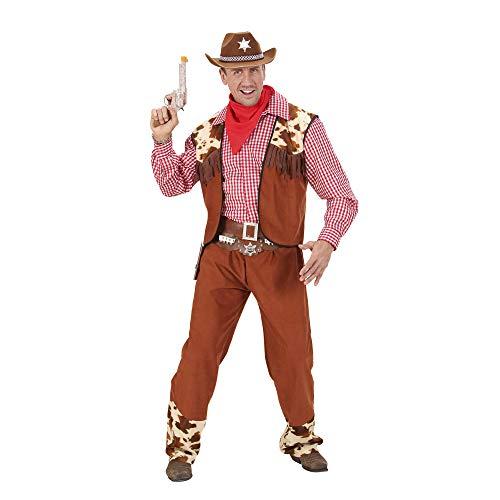 falksson WIDMANN 58823 ? Costume Cowboy pour Le héros Western, Taille L
