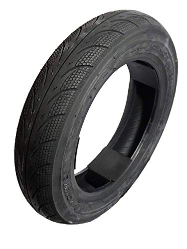 5A TOKYO 5A01 3.50-10 Scooter Tubeless Tire (Metric 100/90-10) , 51J, Front/Rear Motorcycle/Moped 10' Rim