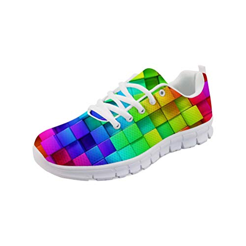 MODEGA Turnschuhe Kunstfarbe Tennisschuhe Männer Tennisschuhe billige Bowlingschuhe Jugend-Schuhe Männer Casual Größe 43 EU   8.5 UK