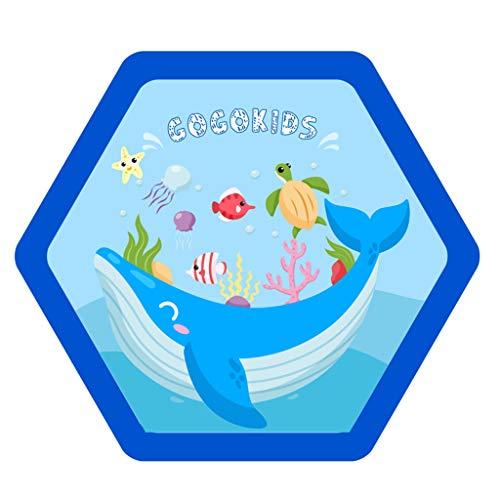 67 inch Juego de Salpicaduras y Salpicaduras para niños Perros Aspersor de Juego Piscinas Niñas Agua Juguetes para verano Al aire libre Patio interior Jardín Nadando Playa Pescado