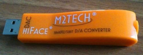 M2TECH DAC - HiFace DAC - High Performance Compact 384/32 DAC