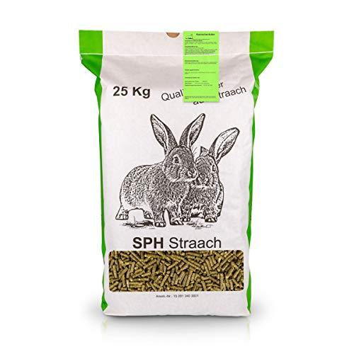 SPH Futter für Kaninchen und Nager 25Kg Sack - 4