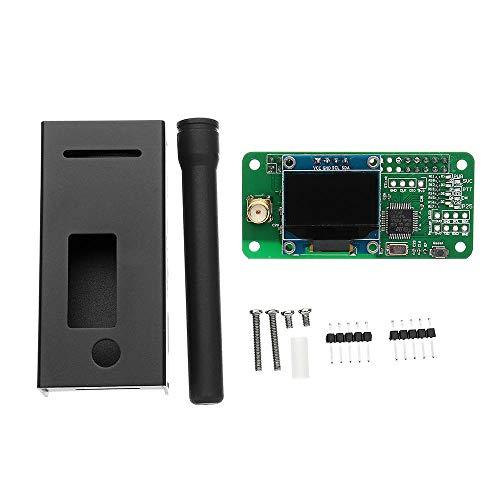 Kompatible Teile Antenne + OLED + aluminiumgehäuse + mmdvm Hotspot unterstützung p25 dmr ysf fit for Himbeer pi Modul