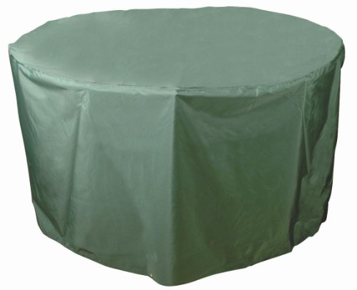Bosmere Cover Up 4-6 Seat Circular Table Cover, Green, C545
