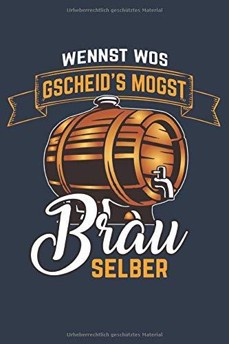 Ich liebe Bier: Notizbuch für Brauer und Bierliebhaber