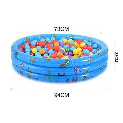 Piscinas inflables piscina inflable cántaros portátiles Piscinas Piscine niños al aire libre inflables del océano Bolas Piscinas secas piscina for CH natación for jardín, patio trasero, al aire libre