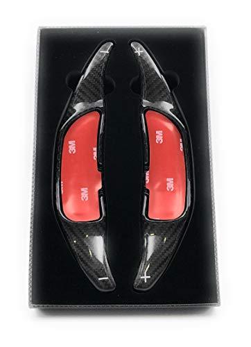 Onlineworld2013 Levas de cambio Shift Paddle Shifter A45, CLA45, C65-S65, GLE63,G63, CLS63 (2015-2016)C63 (15-17)SL63,GLA AMG GLS AMG(16) 100% Carbon