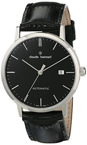 CLAUDE BERNARD sofisticato Classics automatico orologio da uomo...