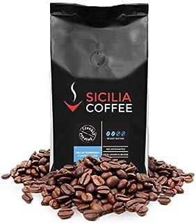 Espresso Decaf - Freshly Roasted Decaffeinated Coffee Beans - 100% Arabica - Smooth - 1kg