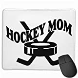 vbcnfgdntdy Hockey Mom Gaming Mouse Pad,Non-Slip and Dust-Proof Mouse,Funny Creative Mouse pad