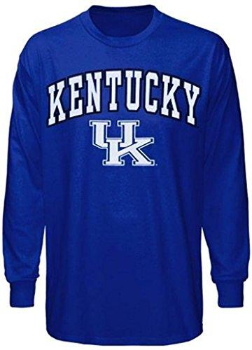 University of Kentucky Apparel Shirt T-Shirt Basketball Jersey Beanie Wildcats Medium Blue