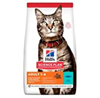 This Hill's Science Plan Adult Tuna 10kg offers your cat an irresistible fishy feast. With high-quality protein that is easy to digest and helps support healthy weight management, maintaining lean muscles. This delicious Hill's Science Plan Adult Tun...