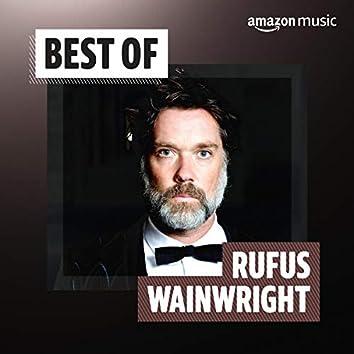 Best of Rufus Wainwright
