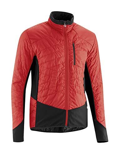 Gonso Erwachsene Skraper Bike Jacket Men, high Risk red, XL