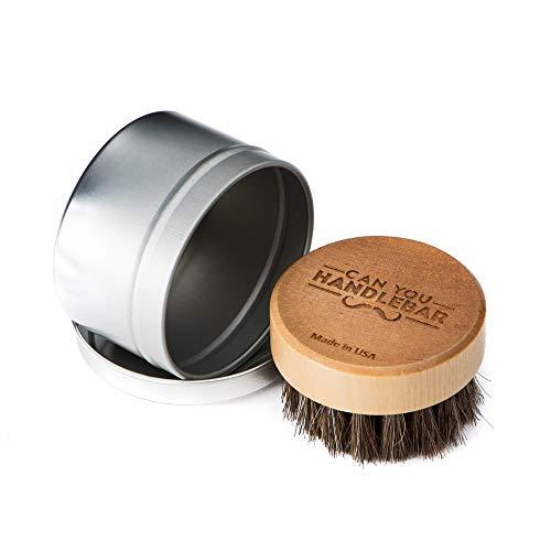 Beard Balm Application Brush