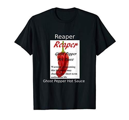 Reaper Ghost Pepper Hot Sauce