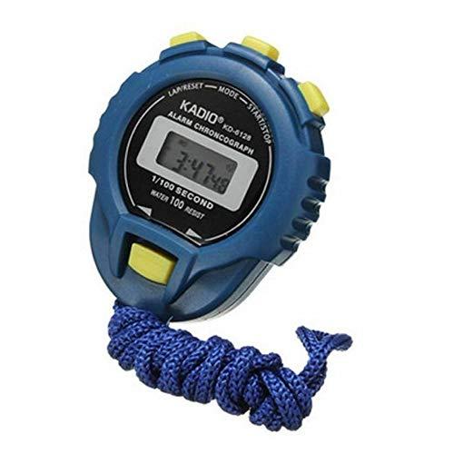 Neborn Multi-Funktion Digital Professional Handheld LCD Chronograph Sport Stoppuhr Timer Stop Uhr Mit kompass Design