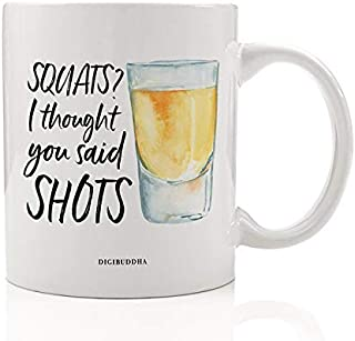 Exercise Gifts For Women Workout Funny Fitness Mug Crossfit Gym Fit Motivational Weight Loss Spring Break