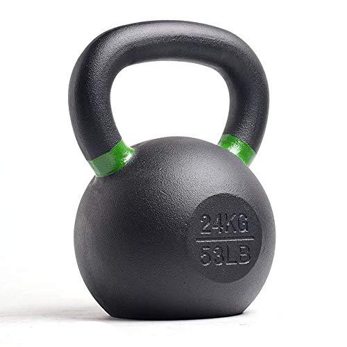 Kettlebell Commerciale in Ghisa Resistente per Casa e Palestra Fitness Allenamenti Sportivi Cross Training Sollevamento Pesi Disponibile in 4-32KG,4kg